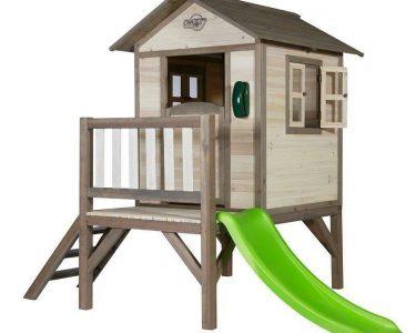 Spielhaus Garten Garten Sunny Spielhaus Lodge Xl Kinderspielhaus Garten Holz Balkon Gerätehaus Kinderspielturm Mini Pool Holzbank Wassertank Schaukelstuhl Holzhäuser Gaskamin