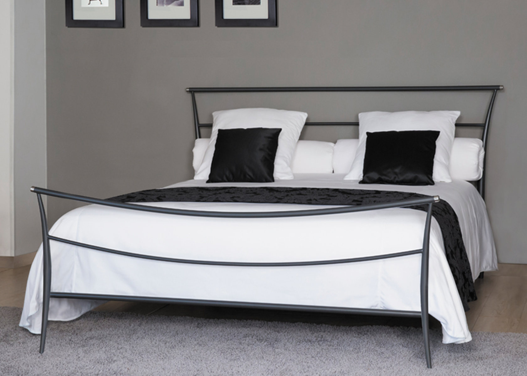 Full Size of Modernes Bett Sitges Metallbettenshop Betten Ikea 160x200 Vintage 180x200 Kopfteil Selber Machen Bauen Kleinkind Erhöhtes Für übergewichtige überlänge Bett Modernes Bett