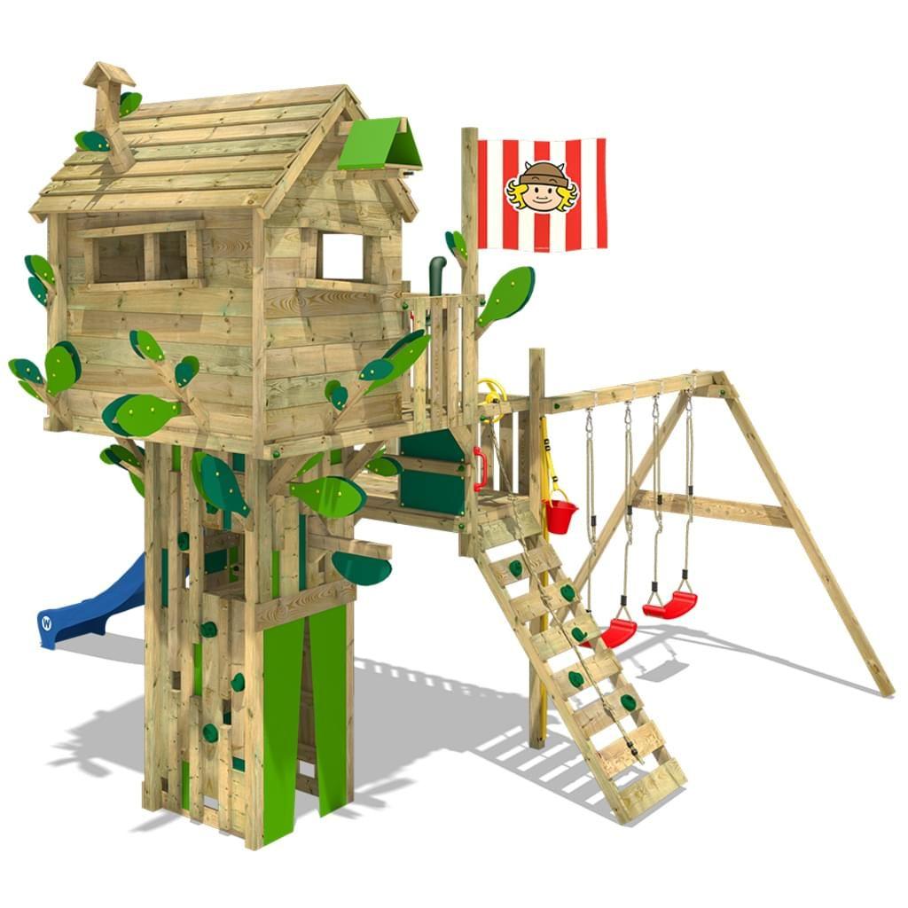Full Size of Spielturm Wickey Smart Treetop Garten Kletterturm Zaun Schallschutz Stapelstühle Liegestuhl Schaukel Sichtschutz Wpc Spielanlage Sitzgruppe Schaukelstuhl Garten Kletterturm Garten