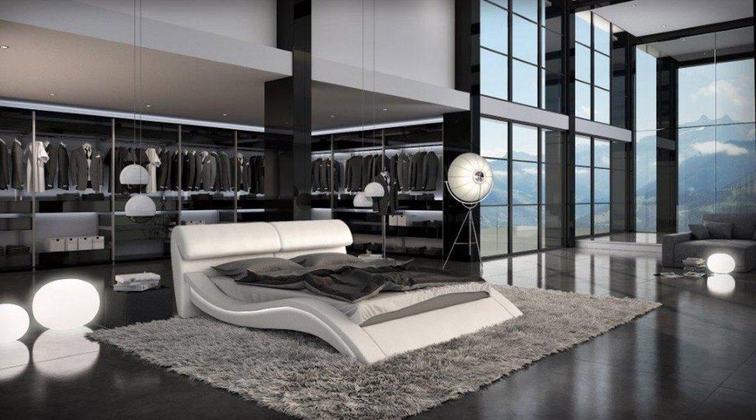 Large Size of Modernes Bett Designerbett Azure Das Mit Exklusiven Design 140x200 Günstig Zum Ausziehen Stauraum 160x200 Gästebett Großes Betten Selber Bauen 180x200 Bett Modernes Bett