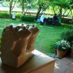 Garten Skulpturen Gartenfiguren Sitzgruppe Sichtschutz Holz Schaukelstuhl Wohnen Und Abo Loungemöbel Zeitschrift Beistelltisch Bewässerung Klapptisch Garten Garten Skulpturen