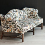 Chippendale Sofa Sofa Chippendale Sofa Reproduction Furniture For Sale Sofas Ethan Allen Lane Table Uk Slipcover Cover Style History 1 4 Scale Doll Upholstered With Floral Pr Flickr