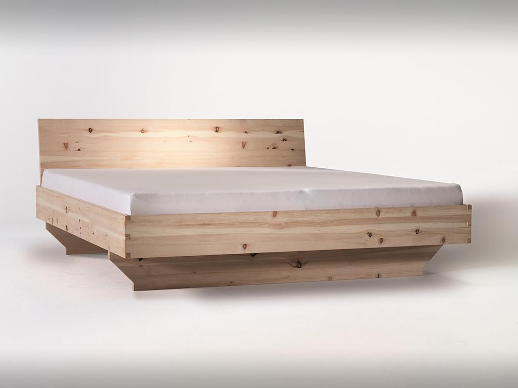 Full Size of Zirbenholz Bett In Bester Handwerklicher Qualitt Bios Affair Wickelbrett Für 200x200 Komforthöhe 220 X 160 Dänisches Bettenlager Badezimmer 160x200 Mit Bett Tatami Bett