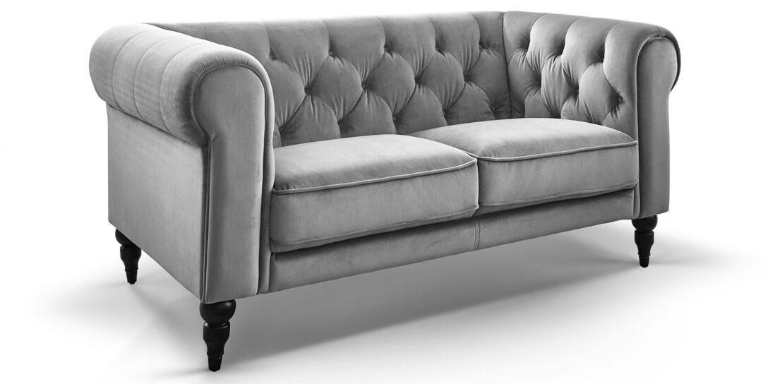 Large Size of Chesterfield Sofa Grau Couch Samt Set Leder Graue Stoff Otto 2 Sitzer 2er Hudson Kinderzimmer Großes Indomo Xxxl Günstig Kaufen Boxspring Mega Mit Sofa Chesterfield Sofa Grau