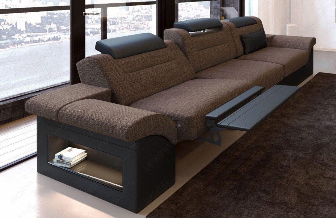 Large Size of Modernes Sofa Mit Stoffbezug 3 Sitzer Couch Zum Relaxen Kissen Kleines Kleiderschrank Regal Bettfunktion Verstellbarer Sitztiefe Riess Ambiente Türen Liege Sofa 3 Sitzer Sofa Mit Relaxfunktion
