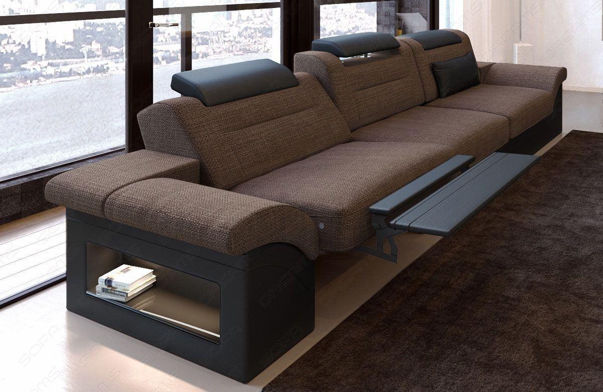 Full Size of Modernes Sofa Mit Stoffbezug 3 Sitzer Couch Zum Relaxen Kissen Kleines Kleiderschrank Regal Bettfunktion Verstellbarer Sitztiefe Riess Ambiente Türen Liege Sofa 3 Sitzer Sofa Mit Relaxfunktion