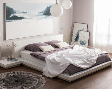 Bett Massivholz 180x200 Bett Japanisches Designer Holz Bett Japan Style Japanischer Stil Flexa Ausgefallene Betten Rauch 140x200 Großes Massivholz 180x200 Badewanne Bette 180x220