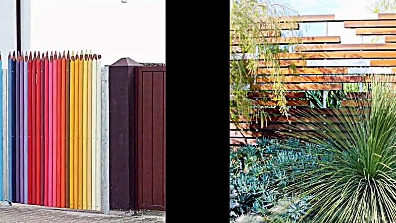 Full Size of Kreative Garten Zaun Design Ideen Ein Highlight Im Bewässerung Automatisch Sichtschutz Spielgeräte Für Den Gewächshaus Brunnen Pergola Loungemöbel Holz Garten Garten Zaun