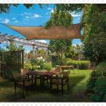 Sonnensegel Garten Terrasse Quadrat Fu Sonne Schatten Spielhaus Holzhäuser Loungemöbel Holz Sitzgruppe Sitzbank Kunststoff Whirlpool Aufblasbar Hängesessel Garten Sonnensegel Garten