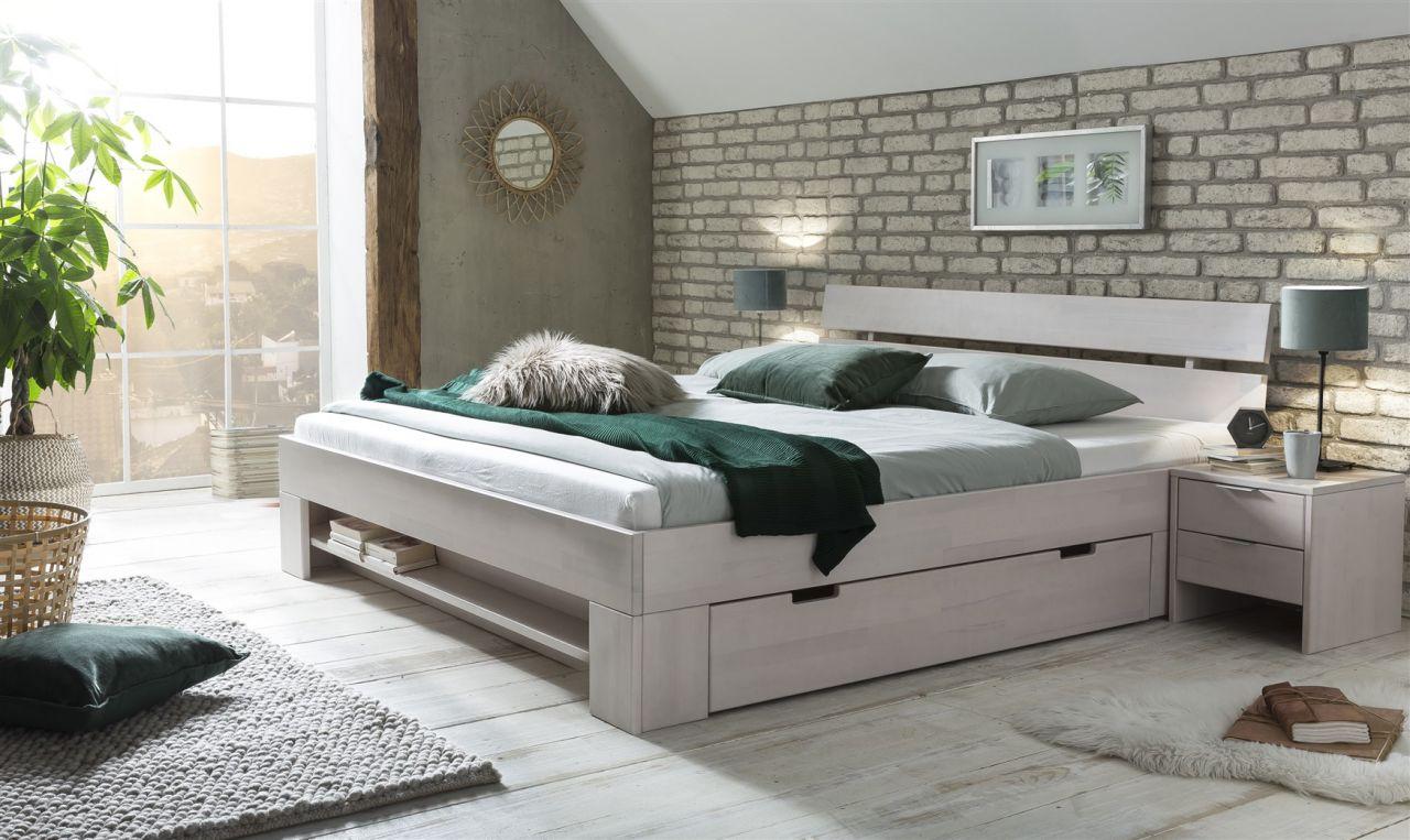 Full Size of Weißer Esstisch Bett 90x200 Mit Lattenrost 180x200 Günstig Im Schrank Metall Skandinavisch Regal Hochglanz Weiß Betten Ikea 160x200 Schubladen Aus Holz Bett Bett 200x200 Weiß