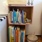 Diy Bcherregal Fr Das Kinderzimmer Regale Regal Sofa Weiß Kinderzimmer Bücherregal Kinderzimmer
