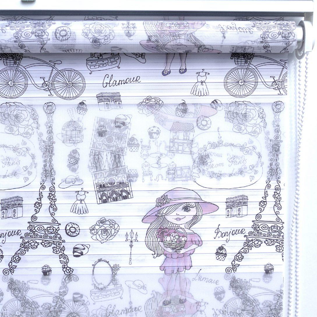 Large Size of Fenster Gardinen Doppelrollo Rosa Wei Kinderzimmer Rollos Schüko Fliegengitter Für Sichtschutz Gebrauchte Kaufen Felux De Stores Innen Zwangsbelüftung Fenster Fenster Gardinen