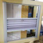 Plissee Fenster Fenster Plissee Fensterrahmen Ins Fenster Klemmen Undicht Montage Richtig Ausmessen Austauschen Einbauen Tauschen Schüco Online Bodentief Braun Insektenschutz Ohne