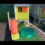 Smoby Spielhaus Und Little Tikes Sandkasten Eine Gestaltungsidee Rattan Sofa Garten Sichtschutz Wpc Bewässerungssysteme Test Relaxsessel Aufbewahrungsbox Garten Spielhaus Garten Kunststoff