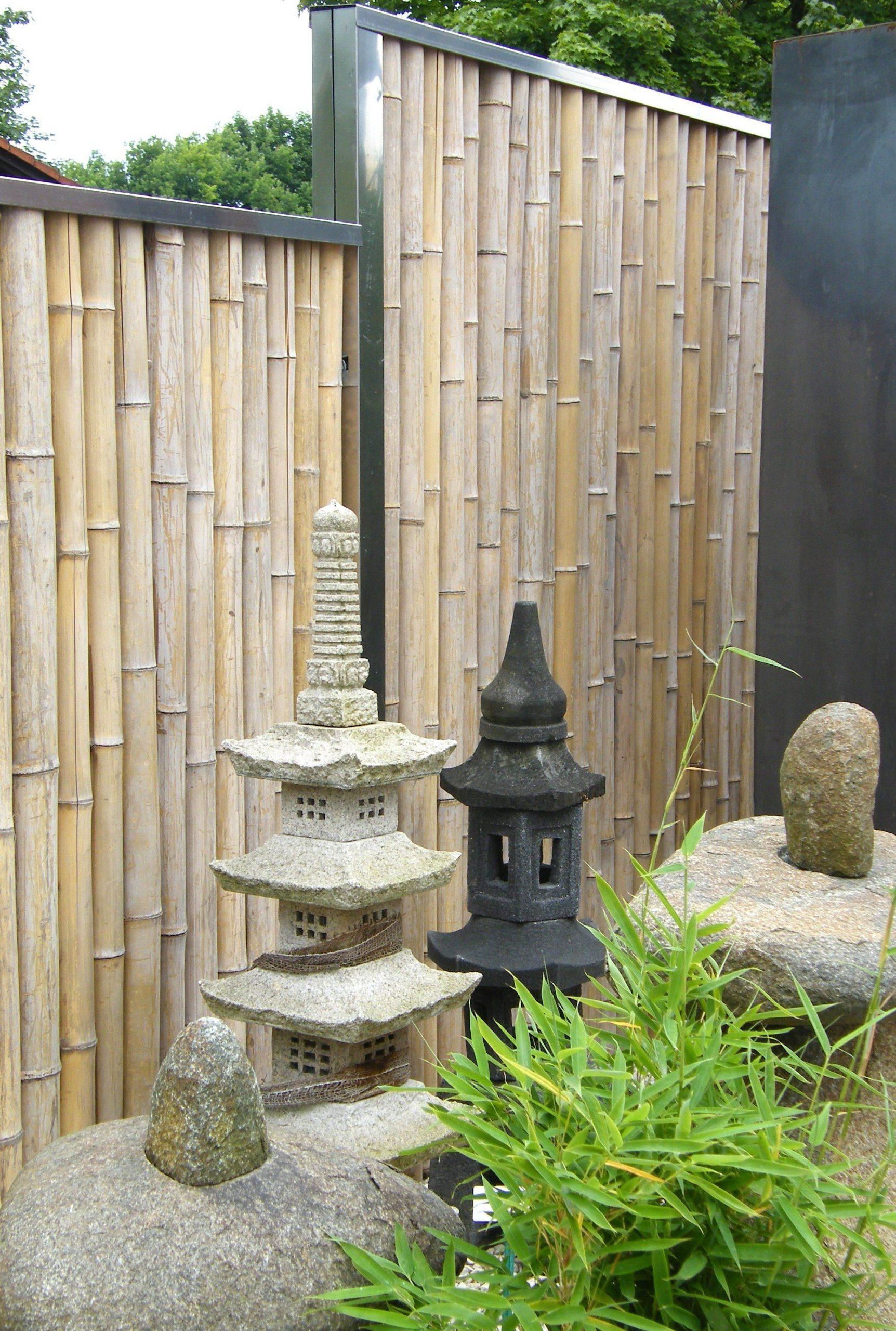 Full Size of Sichtschutz Für Garten Aus Bambus Fr Den Holzbank Trampolin Pavillion Beistelltisch Sichtschutzfolie Fenster Einseitig Durchsichtig Lounge Möbel Garten Sichtschutz Für Garten