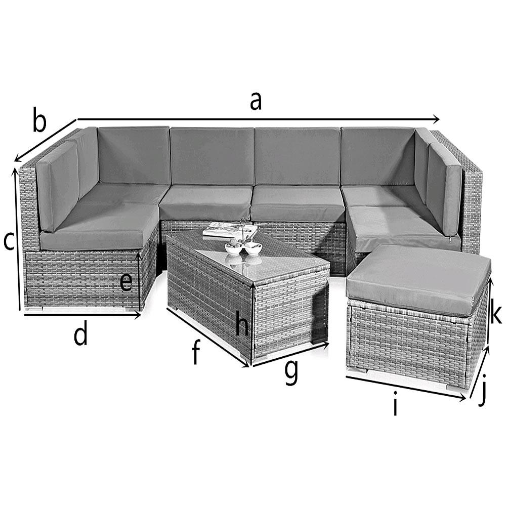 Full Size of Polyrattan Sofa Garden Set Gartensofa Outdoor Tchibo Lounge Couch Grau Ausziehbar Rattan Xxl Gartenmbel Sitzgruppe Garten Auflagen Chesterfield Günstig Sofa Polyrattan Sofa