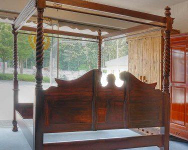 Bett Antik Bett Himmelbett Bett Doppelbett 180x200 Im Antik Stil Aus Mahagoni Bette Starlet Betten Weiß Coole Poco Weißes 140x200 Massiv Erhöhtes Ohne Kopfteil Niedrig