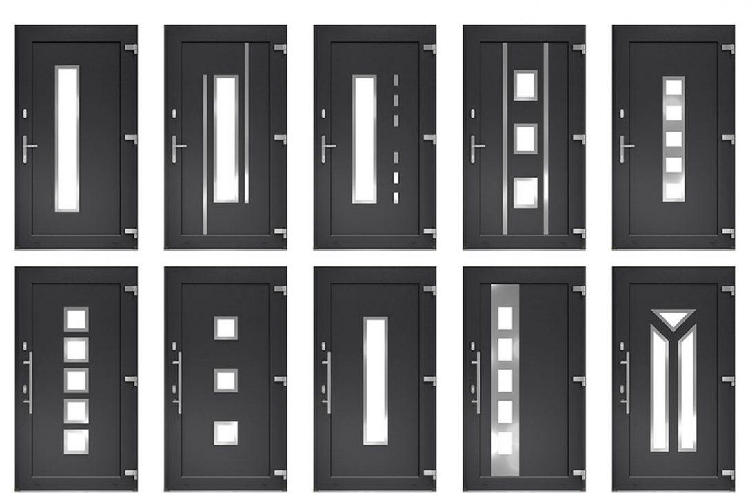 Large Size of Fenster Kunststoff Haustr Mit Integrierter Glaseinsatz Einbruchsicherung Velux Kaufen Fliegengitter Rahmenlose Weihnachtsbeleuchtung Holz Alu Preise Fenster Fenster Kunststoff