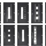 Fenster Kunststoff Haustr Mit Integrierter Glaseinsatz Einbruchsicherung Velux Kaufen Fliegengitter Rahmenlose Weihnachtsbeleuchtung Holz Alu Preise Fenster Fenster Kunststoff