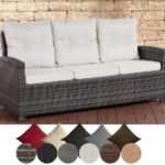 Polyrattan Sofa 2 Sitzer Lounge Rattan Outdoor Garden Set Ausziehbar Tchibo Grau Verkaufen U Form Xxl Big Sam Stoff Gelb Rolf Benz Schlaf Home Affair Antikes Sofa Polyrattan Sofa
