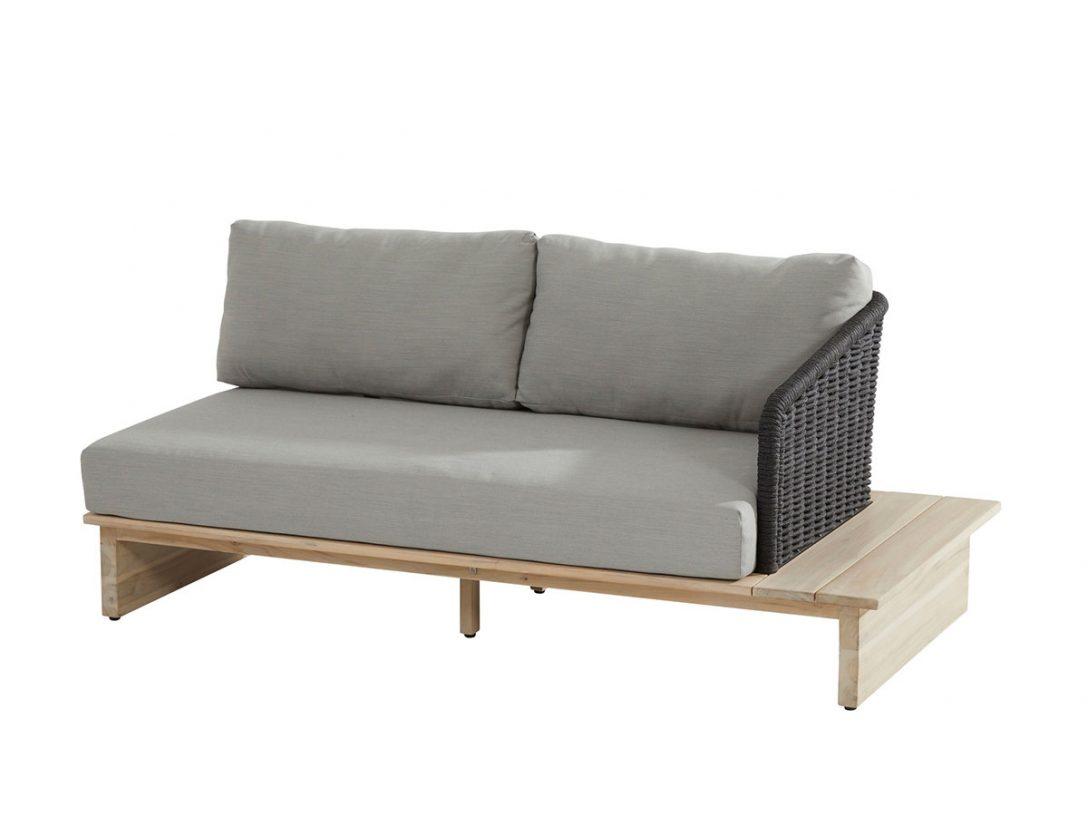 Large Size of 2 Sitzer Sofa 4 Seasons Outdoor Altea Ablage Links Gartenmbel Sofort Lieferbar Riess Ambiente Günstige Betten 140x200 Spannbezug Bett 200x180 Schlafsofa Sofa 2 Sitzer Sofa