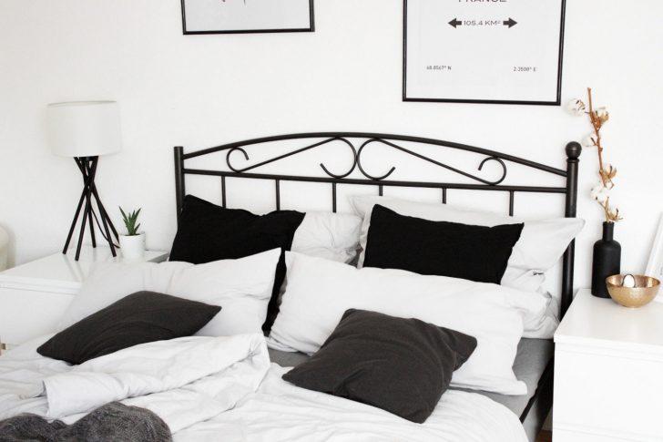 Medium Size of Bett Schwarz Weiß Schlafzimmer Einrichtung Minimal Interior Dekoration Wohnen 140x200 Mit Stauraum Modernes 160x200 Bettkasten 90x200 Inkontinenzeinlagen Bett Bett Schwarz Weiß