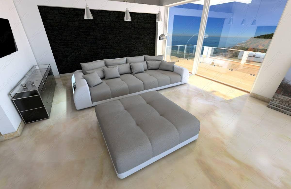 Full Size of Miami Big Fabric Sofa Sofadreams Impressionen Elektrisch Mit Relaxfunktion Barock Leinen Poco Beziehen Xora Kaufen Kolonialstil Home Affaire Schlaffunktion Sofa Big Sofa Xxl