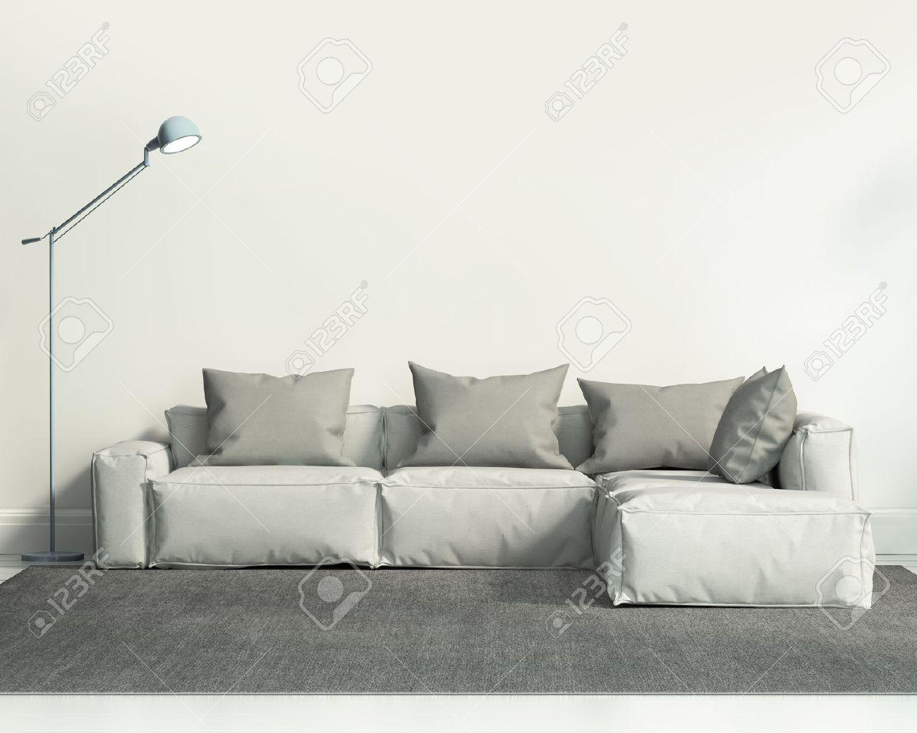 Full Size of Zeitgenssische Wei Wohnzimmer Mit Sofa Und Teppich Grau Rattan Hocker Esstisch Weiß Oval Weißes Schlafzimmer Kolonialstil Abnehmbaren Bezug Küche Hochglanz Sofa Sofa Grau Weiß