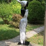 Garten Skulpturen Garten Gartenskulpturen Aus Stein Holz Steinguss Kaufen Garten Skulptur Metall Modern Rost Schweiz Kurse Kunst Und Kreativitt Karasek Sichtschutz Wpc Stapelstühle