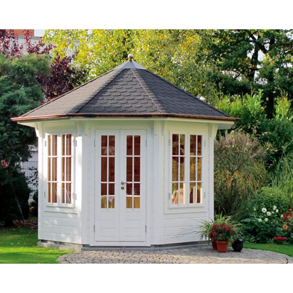 Full Size of Garten Pavillion Pavillon Holz Baugenehmigung Gartenpavillon Holzhaus / Metallpavillon Sun Antik Kupfer Look Holzdach 3x3m Zelt Rund Metall Aus 3x3 Mit Garten Garten Pavillion