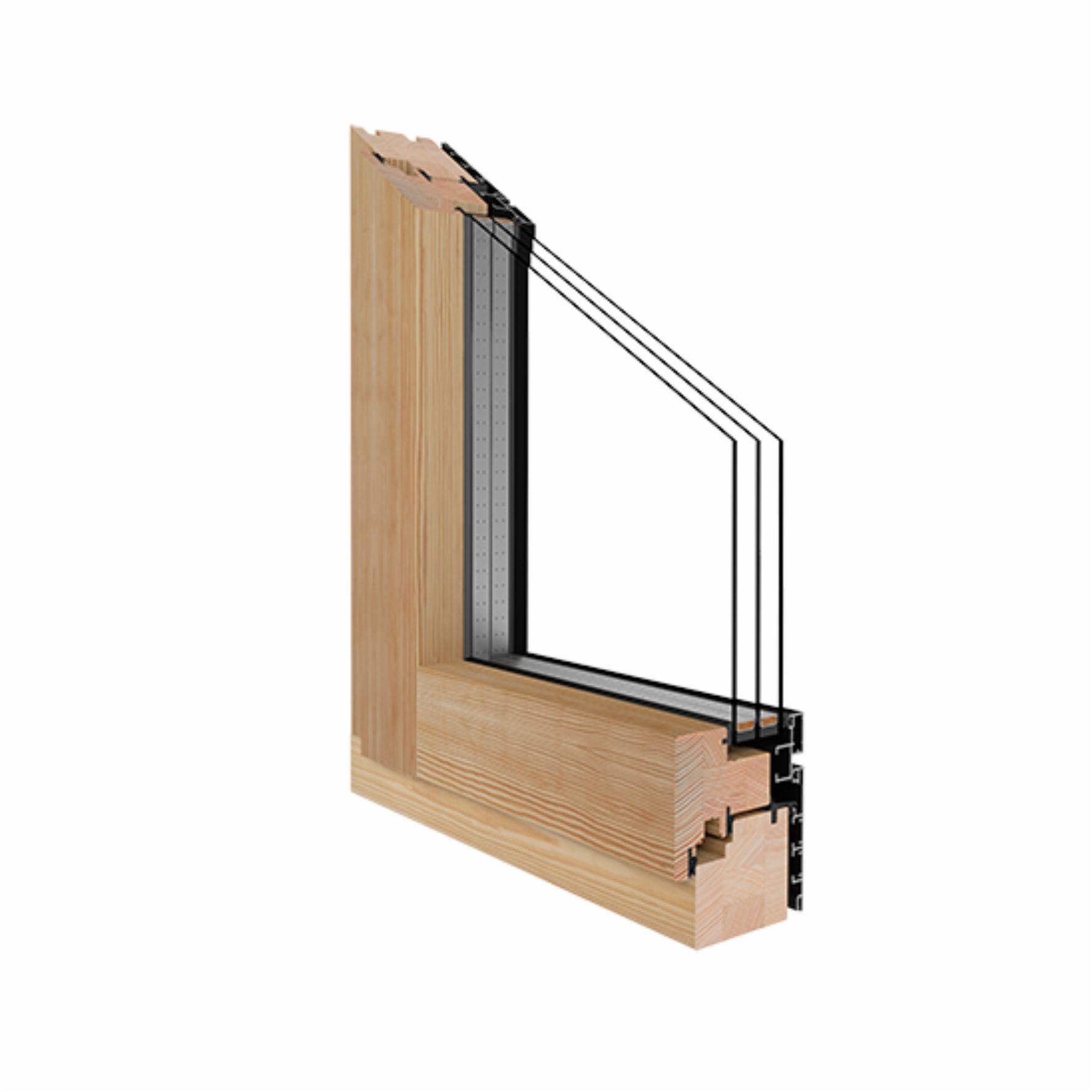 Full Size of Fenster Holz Alu Preisvergleich Kunststoff Vergleich Preise Kosten Pro Qm Josko Druteduoline 78 Kiefer Alle Gren Rostock Standardmaße Velux Rollo Braun Fenster Fenster Holz Alu