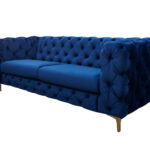 Sofa Blau Lc Home 3er Dreisitzer Couch Kingdom Chesterfield Samt Barock 2 Sitzer Mit Relaxfunktion Innovation Berlin Englisches Cassina Big Grau Terassen Sofa Sofa Blau