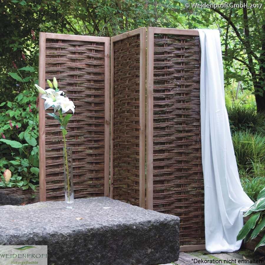 Full Size of Garten Paravent Hornbach Metall Holz Bambus Bauhaus Polyrattan Wetterfest Selber Bauen Weide Ikea Rattenbekämpfung Im Pool Guenstig Kaufen Sonnensegel Garten Garten Paravent