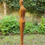 Garten Skulpturen Skulptur Liebespaar Paar Liebe 98cm Moderne Kunst Sichtschutz Im Relaxsessel Schwimmbecken Feuerstelle Spielgeräte Für Den Holzhaus Garten Garten Skulpturen