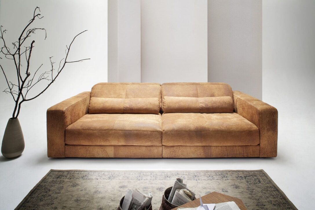 Large Size of Big Sofa Leder Bigsofa Mia Als Viersitzer Couch Mit Gengend Platz Fr Alle 3 Sitzer Leinen 2er Grau Recamiere Bettfunktion Hülsta Blau Lederpflege Rolf Benz Sofa Big Sofa Leder