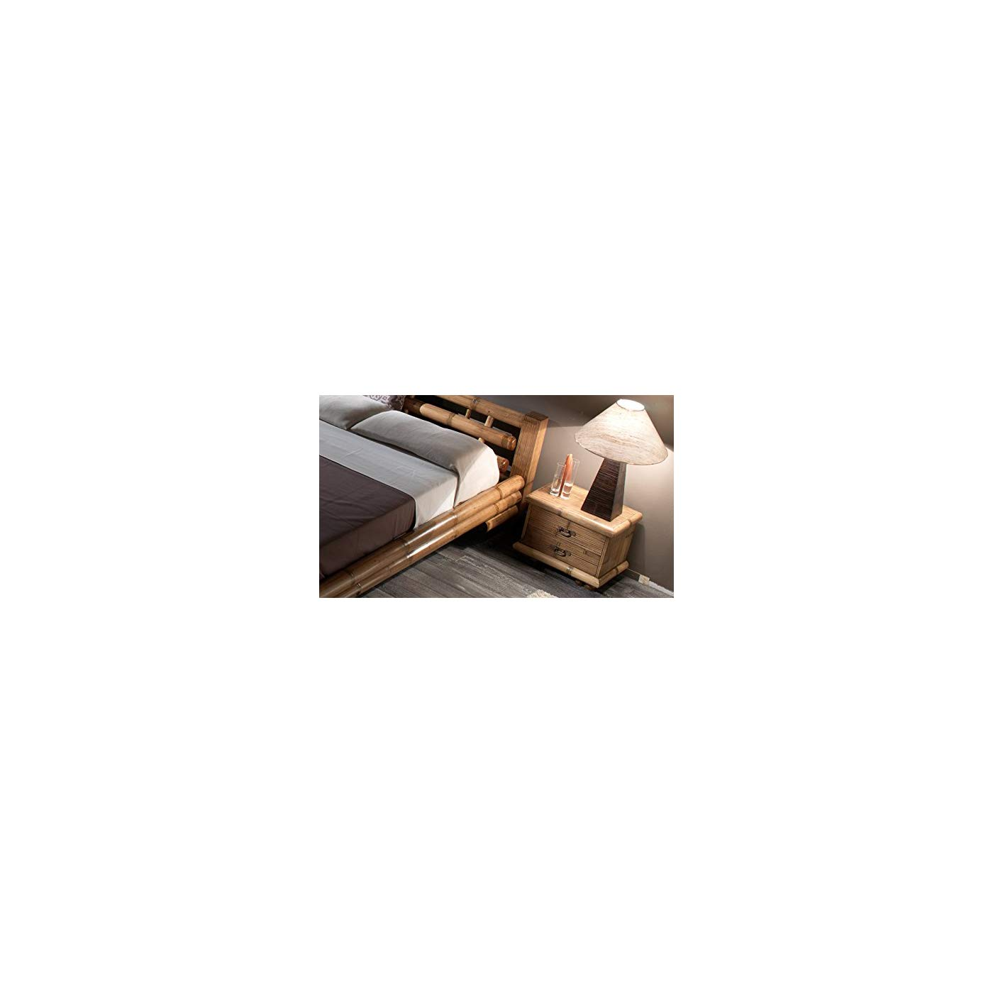 Full Size of Bambus Bett Hochwertiges 140200 Tabanan Bambusbett 140 200 Ausziehbar Tagesdecke Lifetime Mit Gästebett Günstig Kaufen Musterring Betten 180x200 Bettkasten Bett Bambus Bett