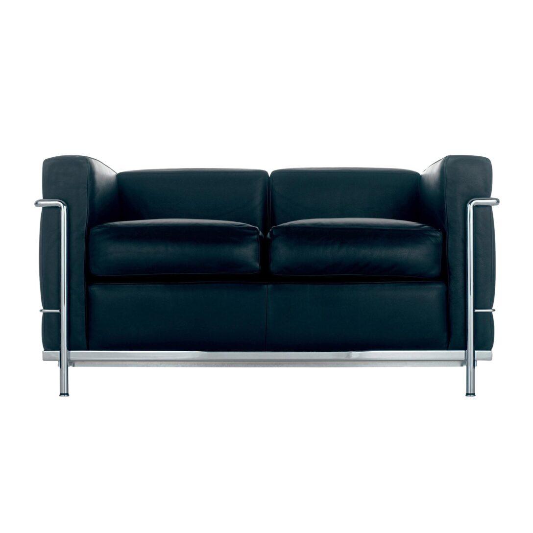 Large Size of Cassina Sofa Le Corbusier Lc2 Two Seater Ambientedirect Mit Bettkasten De Sede Blaues Mega Langes Leder Braun Big Hersteller Microfaser U Form Xxl Federkern Sofa Cassina Sofa
