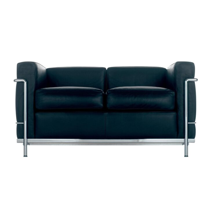 Medium Size of Cassina Sofa Le Corbusier Lc2 Two Seater Ambientedirect Mit Bettkasten De Sede Blaues Mega Langes Leder Braun Big Hersteller Microfaser U Form Xxl Federkern Sofa Cassina Sofa
