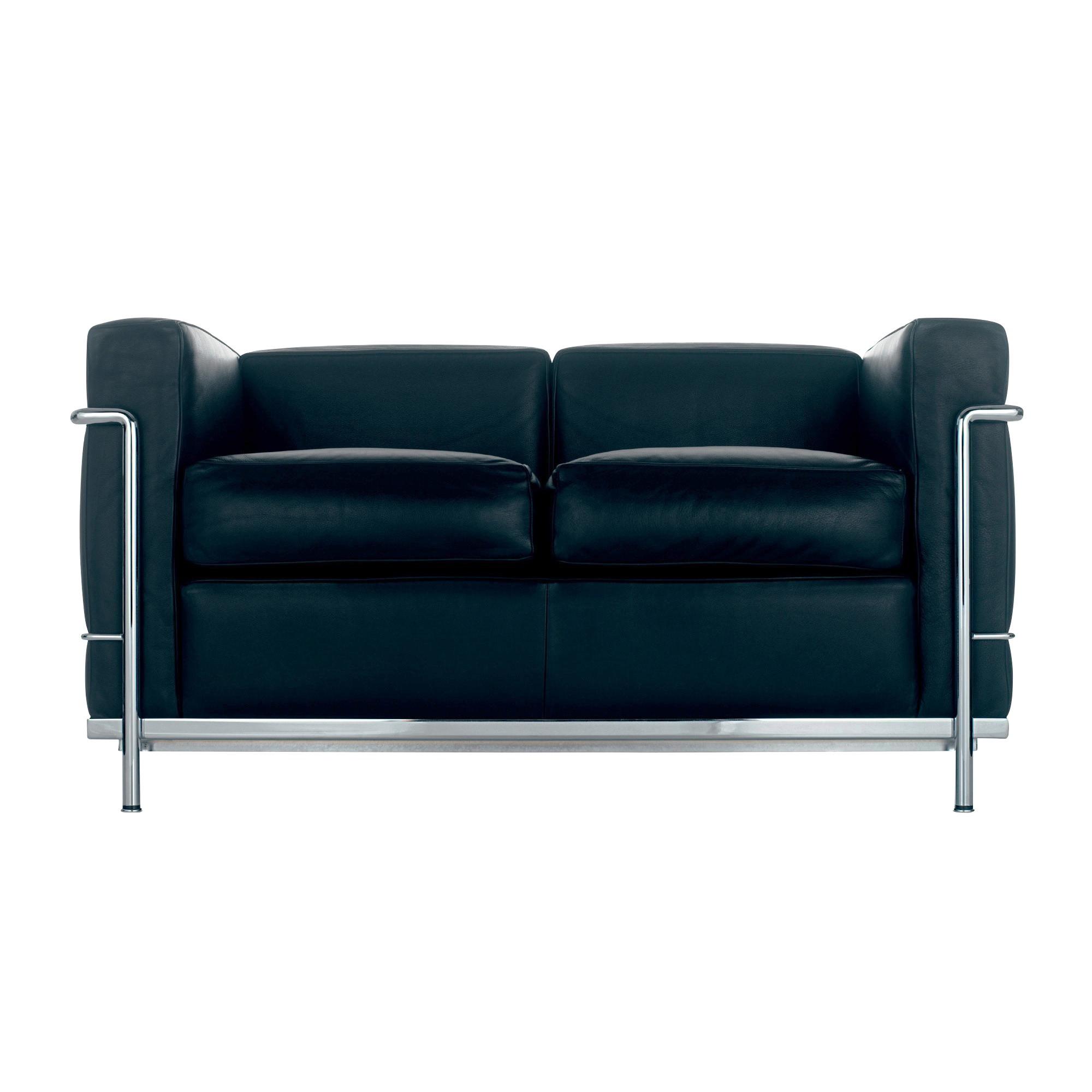 Full Size of Cassina Sofa Le Corbusier Lc2 Two Seater Ambientedirect Mit Bettkasten De Sede Blaues Mega Langes Leder Braun Big Hersteller Microfaser U Form Xxl Federkern Sofa Cassina Sofa