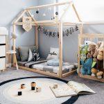 Kleinkind Bett Heier Verkauf Neue Design Schne Holz Baby Mbel Montessori Kopfteil Bette Floor Schrank Mit Schubladen 180x200 Im Kaufen Günstig Tagesdecke Bett Kleinkind Bett