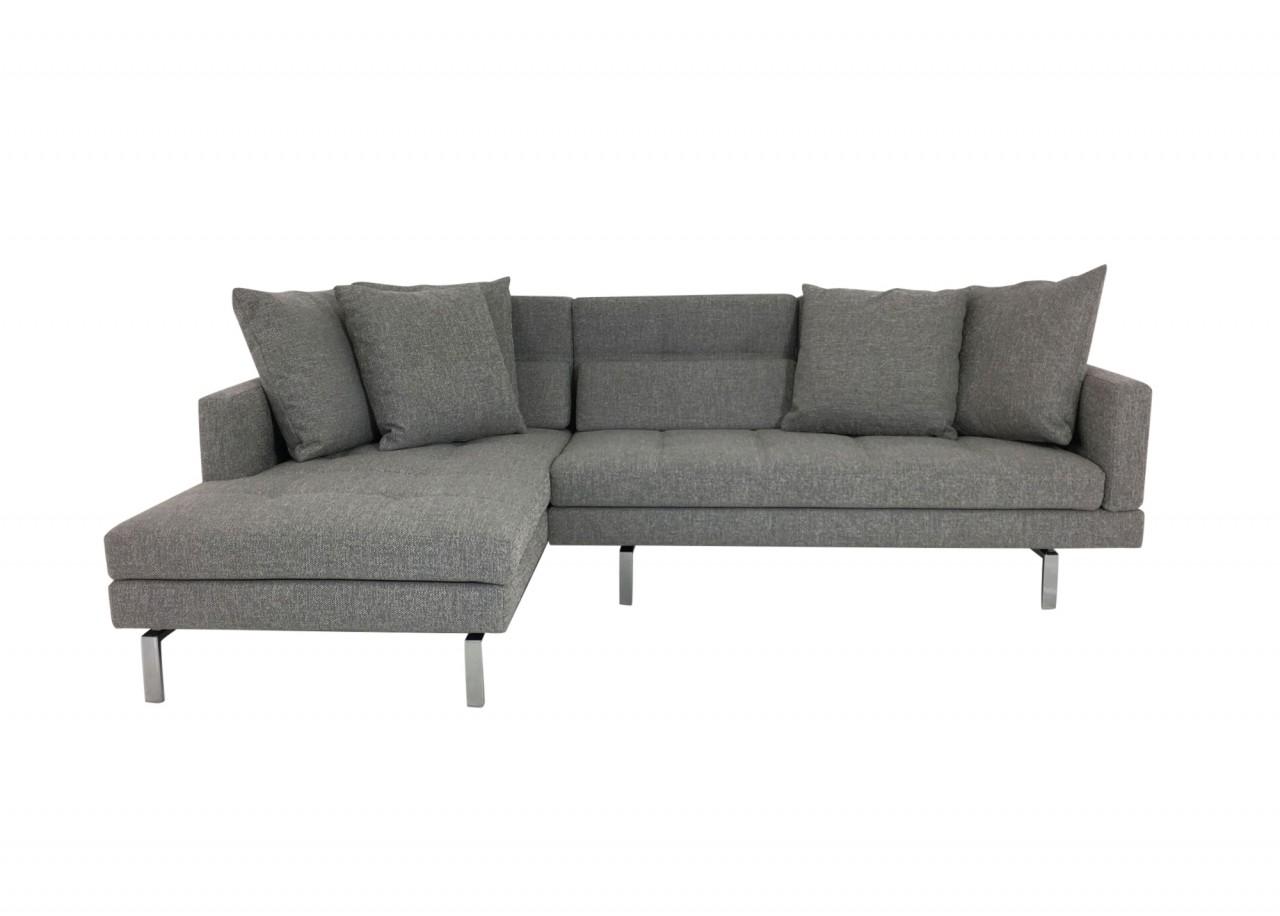 Full Size of Stoff Couch Grau Reinigen Chesterfield Sofa Meliert Big Graues Ikea Grober Gebraucht Brhl Amber Mit Recamiere Und Kissen In Groß Muuto 2 Sitzer Schlaffunktion Sofa Sofa Stoff Grau