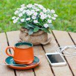 Holztisch Garten Garten Holztisch Garten Ebay Kleinanzeigen Massiv Rund Ikea Ausziehbar Gebraucht Klein Selber Bauen Heier Kaffee Und Kopfhrer Smartphone Auf Loungemöbel Holz