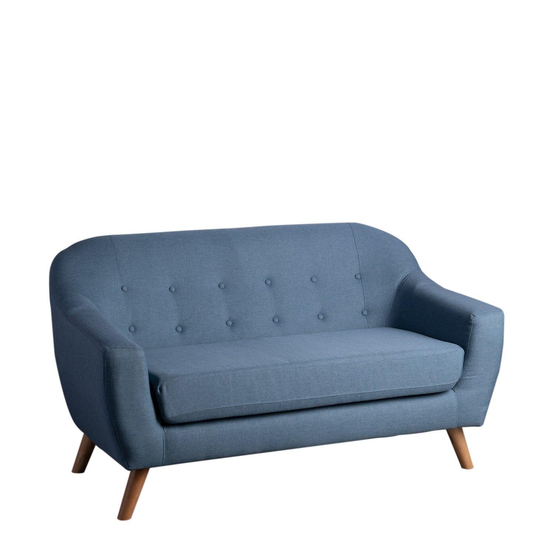Full Size of Zweisitzer Sofa In Leinen Und Stoff Aktic Sklum Big Günstig Englisches überzug Esstisch Microfaser Langes Husse Boxspring Mit Schlaffunktion Xora Recamiere Sofa Zweisitzer Sofa