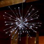 Weihnachtsbeleuchtung Fenster Ohne Kabel Amazon Innen Bunt Fensterbank Kabellos Sternenball Mit 129 Led An 43 Silbernen Stben Zur Innendekoration Fenster Weihnachtsbeleuchtung Fenster