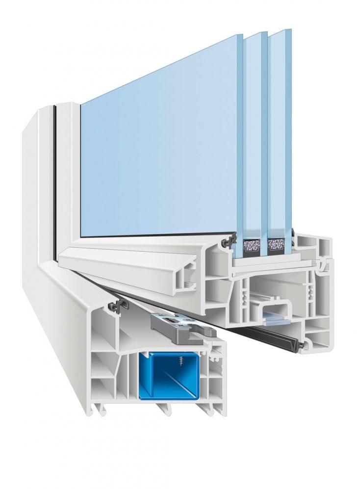Medium Size of Kunststoff Fenster Hochwertige Magefertigte Kunststofffenster Afino Tec Weru Gmbh Neue Einbauen Mit Rolladen Austauschen Dreifachverglasung Kosten Fenster Kunststoff Fenster