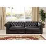 Mondo Sofa Shop Premium Top Grain Grey Tufted Leather 100 Inch Zweisitzer Grünes Günstig Microfaser Englisch Mit Bettfunktion Wk 2 5 Sitzer Abnehmbarer Bezug Sofa Mondo Sofa