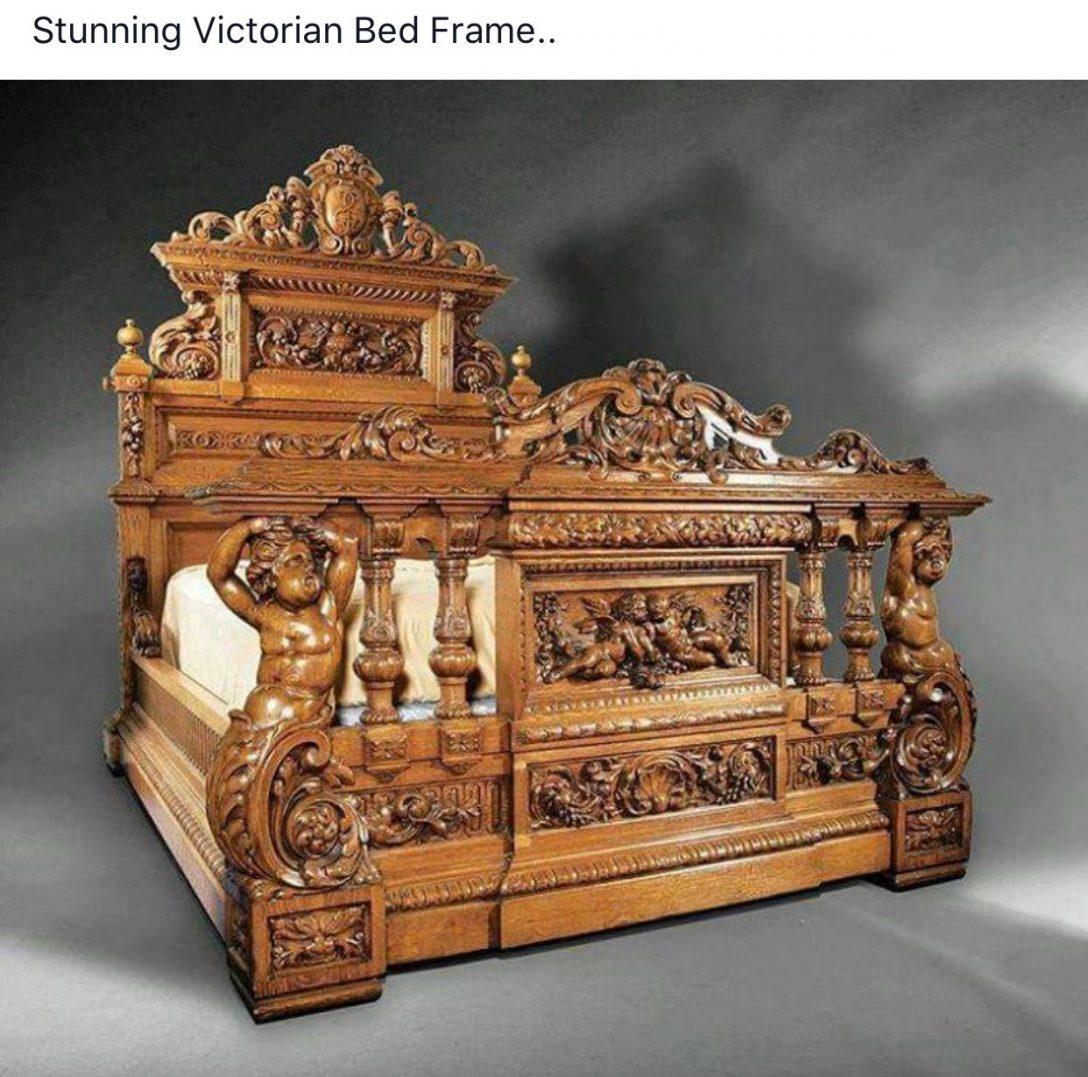 Large Size of Pin Von Schirmerb Auf Mittelalter Viktorianisches Mbel Betten Kaufen 140x200 Rauch Ruf Preise Weiß Coole Dico Aus Holz Meise Antike 200x220 Weiße Günstig Bett Antike Betten