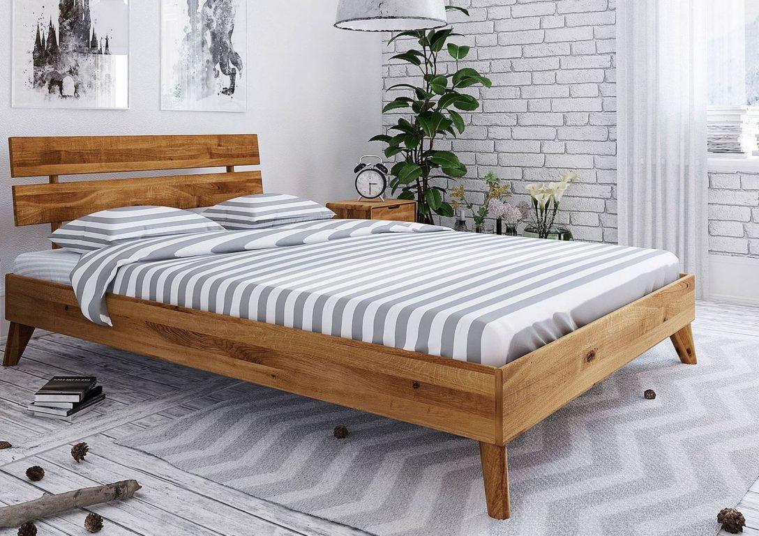 Large Size of Wildeiche Bett 160x200 Massiv 180x200 200x200 140x200 Modern Aus Holz Gelt Natur Betten Outlet Außergewöhnliche Bettkasten 120x200 Komplett Ikea Futon Bett Wildeiche Bett