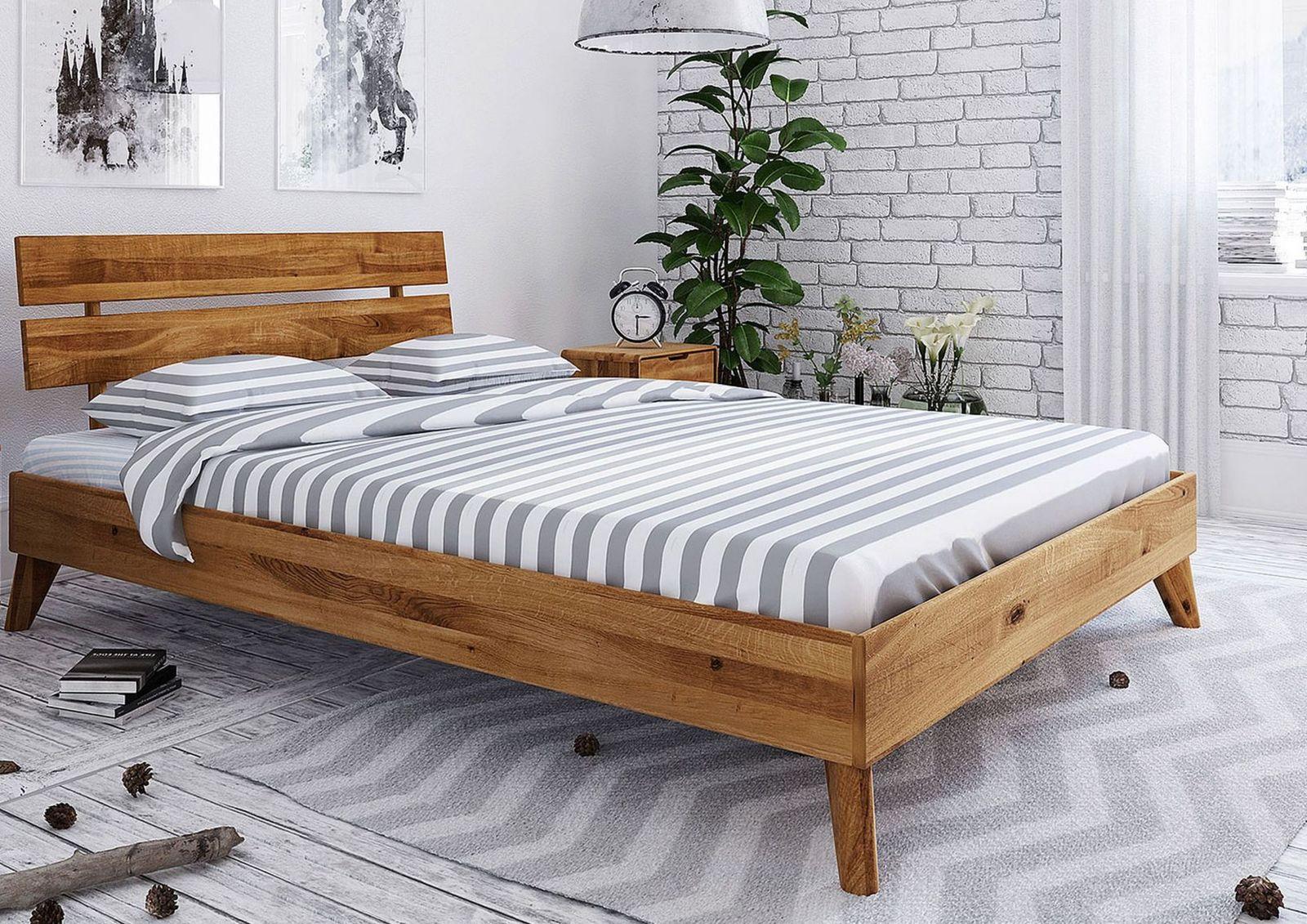 Full Size of Wildeiche Bett 160x200 Massiv 180x200 200x200 140x200 Modern Aus Holz Gelt Natur Betten Outlet Außergewöhnliche Bettkasten 120x200 Komplett Ikea Futon Bett Wildeiche Bett