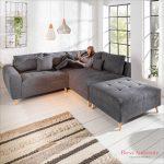 Riess Ambiente Sofa Sofa Design Ecksofa Scandinavia Anthrazit 250cm Nosag Polsterung Mit Sofa Grau Leder Rund Indomo Federkern Boxspring Schlaffunktion Lagerverkauf Antik Englisch 2er